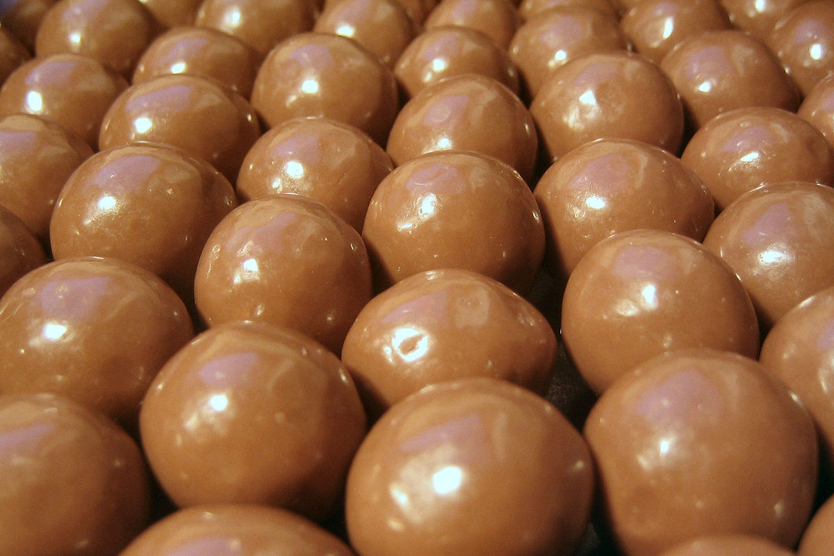 A neural network took part in the creation of a new recipe for Maltesers