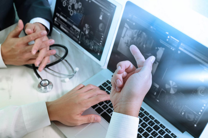 Digital technologies in medicine or medical computerization of the country