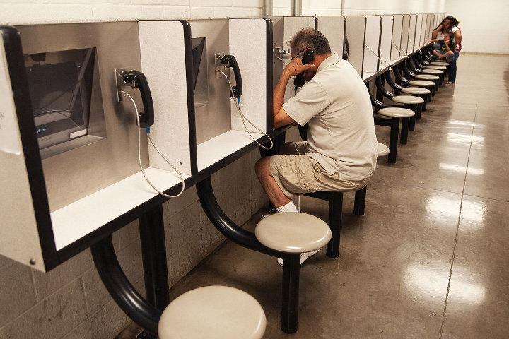 Звонки заключенным в СИЗО