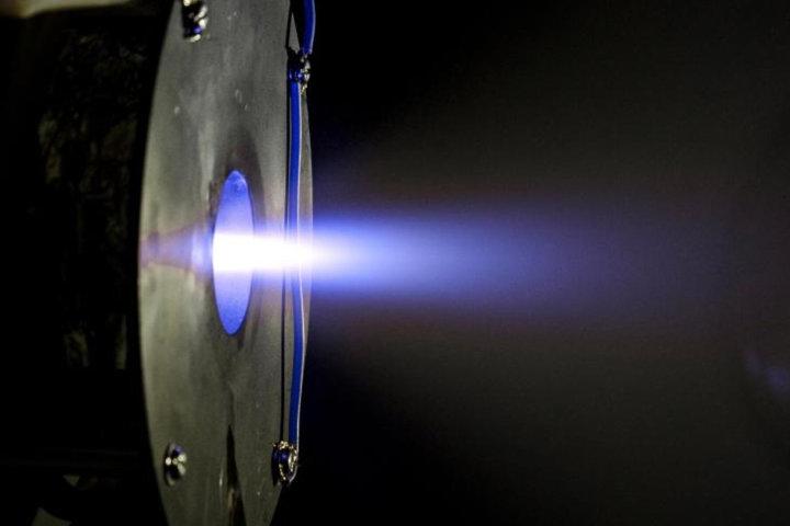 Инновационный плазменный двигатель