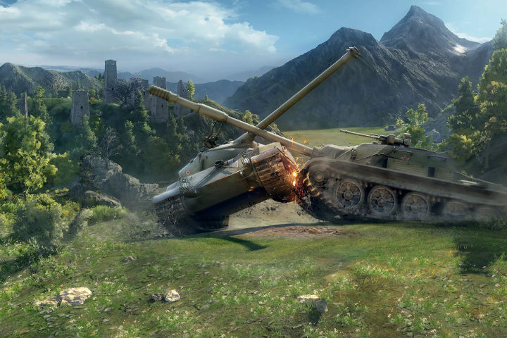 World of Tanks Is Now on Steam